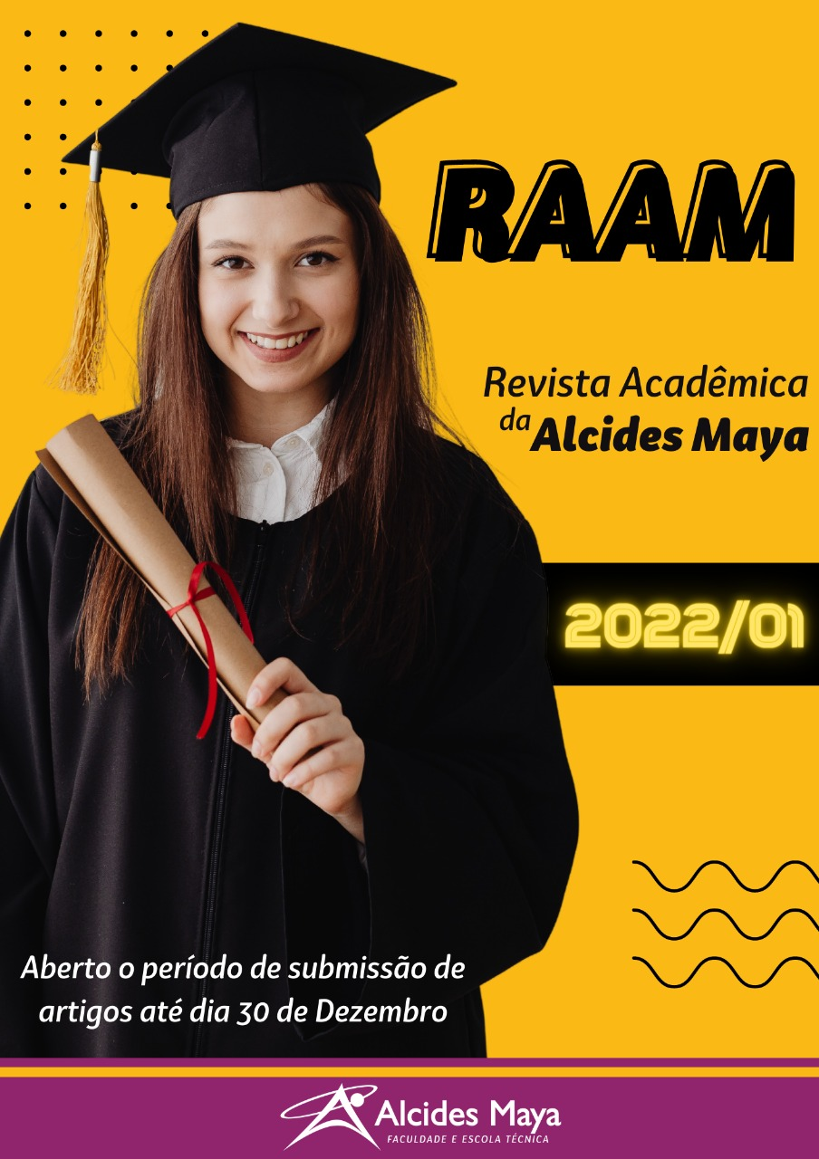 capa da revista alcides maya